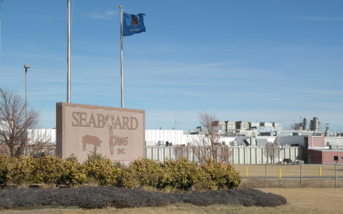 Seaboard foods employment office guymon ok