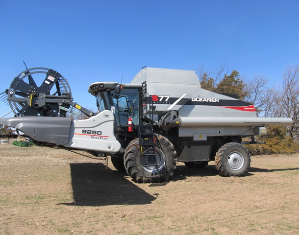 Oklahoma Farm Report - Big Iron Moves Agricultural and Heavy