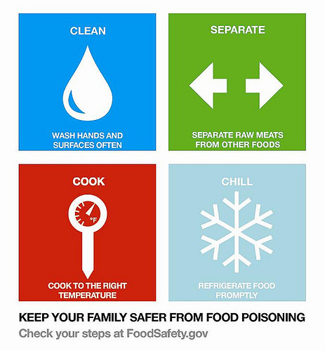 Oklahoma Farm Report - Top 10 Food Safety Tips to Remember