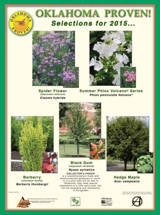 Oklahoma Proven Plants Can Help