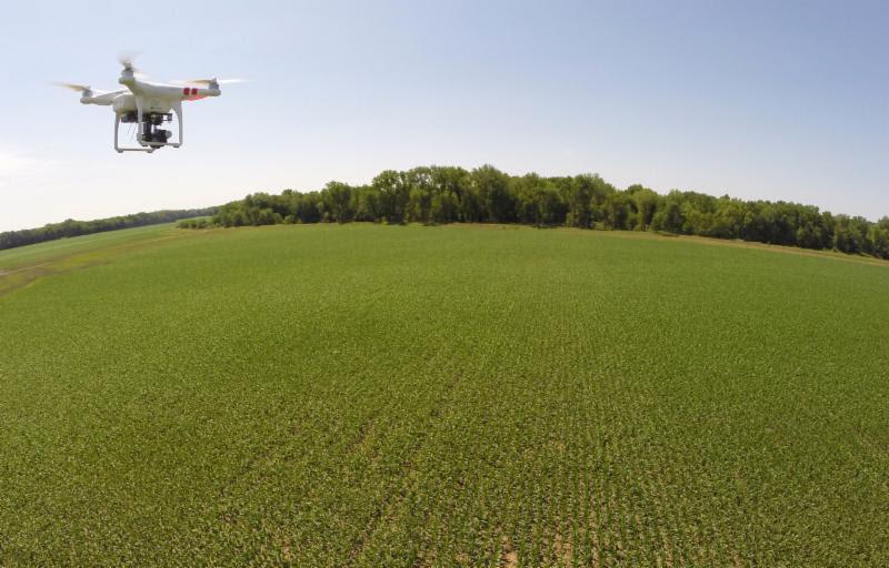 Oklahoma Farm Report - New FAA Drone Rules Put Technology ...