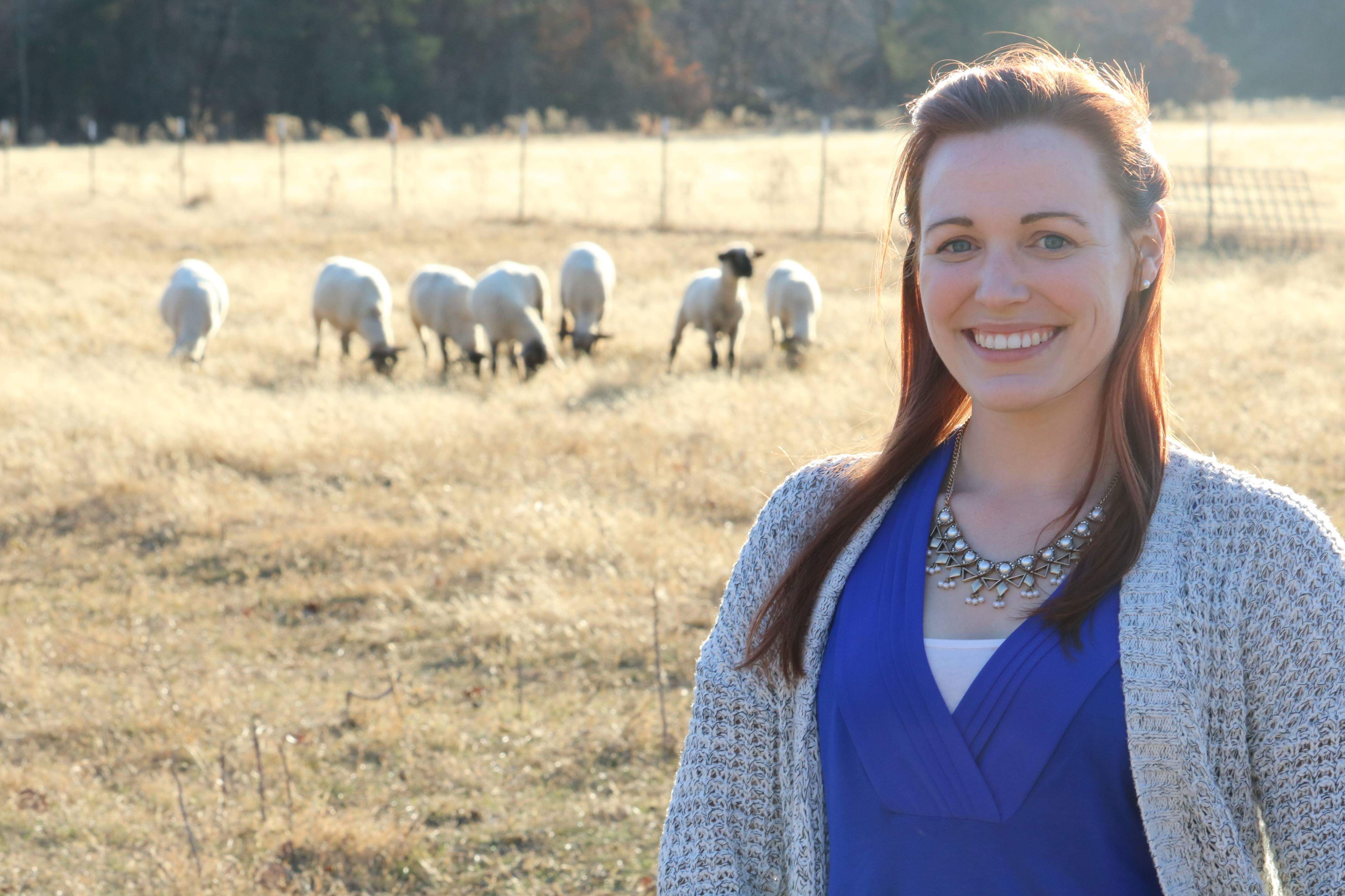 Nikki Schuth Mitchell Of Durant OK Named A Significant Woman In Oklahoma Agriculture By